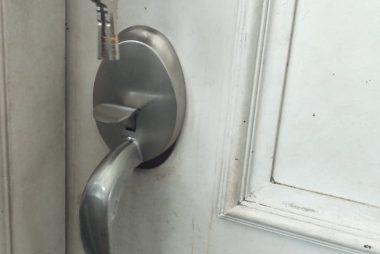 Door Lock Set Replacement HDB - Telok Blangah3_wm